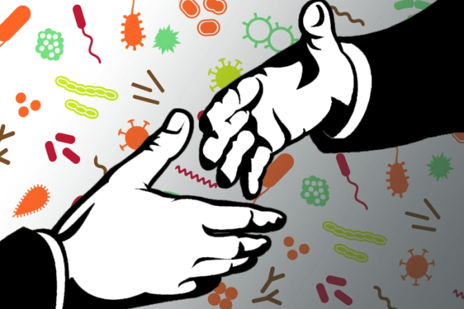 Handshake-Free Zone: Keep Those Hands — And Germs — To Yourself In The Hospital