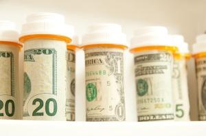 Expensive prescription costs