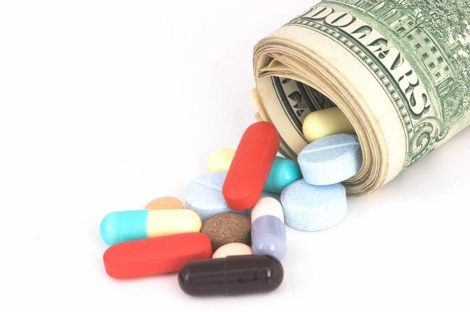 Drug Rebates Reward Industry Players — And Often Hurt Patients
