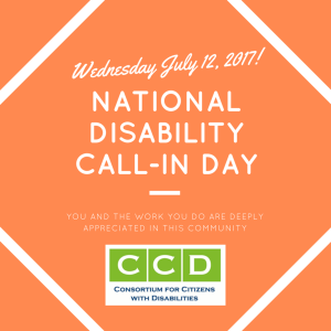 disability call in day