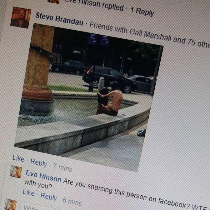 Update | Fresno City Councilman Steve Brandau Shames Local Homeless Folks on Facebook AGAIN