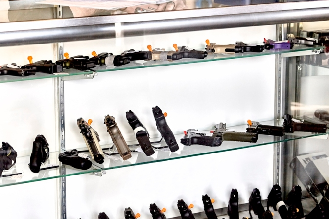 Gun Sellers Join Forces To Curb Suicide-By-Firearm, Rampant In Rural Areas