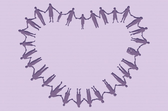 Caregivers Draw Support By Mapping Their Relationships