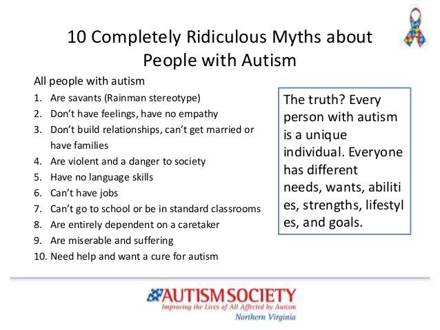The Autism Costume