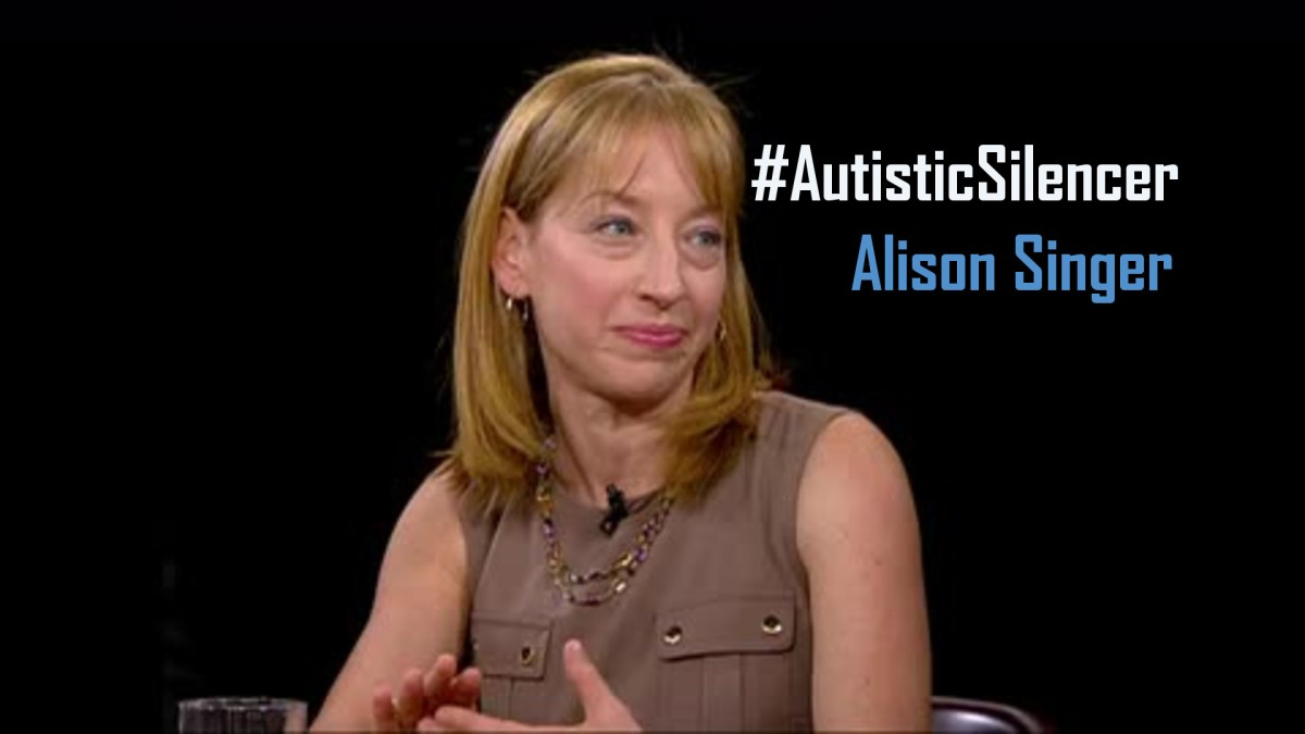 #AutisticSilencer | Alison Singer (Updated)