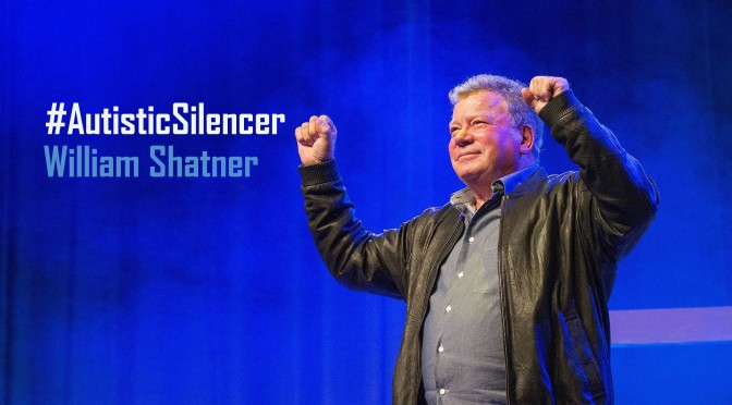 #AutisticSilencer | William Shatner