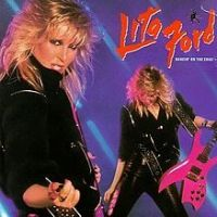 Great Metal Albums of 1984: Lita Ford- Dancing on the Edge