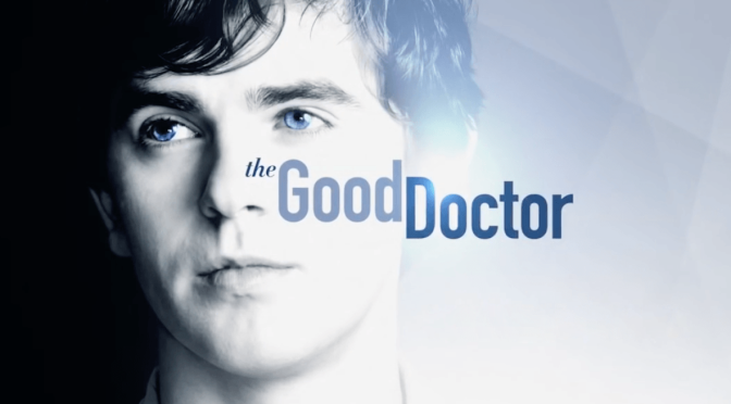 The Good Doctor Steps Forward. Now Let's Take Another Step.