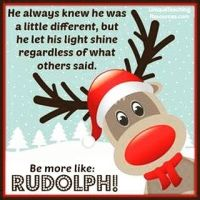 Wednesday ~ Quote Of The Day (An Autism Christmas Style Quote)