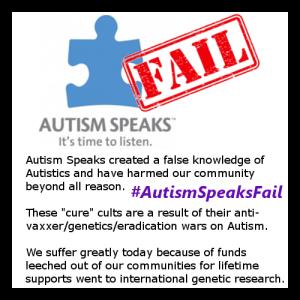 autismspeaksfail