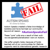 Autistics Against Autism Speaks: A Civil Rights Movement | Video