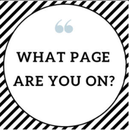what page