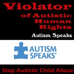 autistrightsautismspeaks