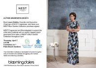 Bloomingdales-The-Gardens-Mall-NEST-Founder-Visit