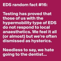 31 Random Facts About Ehlers-Danlos Syndrome