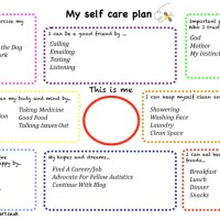 Planning Self Care, Part 2 – Cambria's Big Fat Autistic Blog