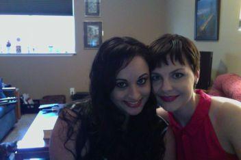 alyssa and i