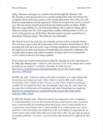 aftermath letters   a&e – international badass activists