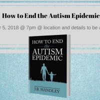 Bookstore Advocates Shut Down #AntiVaxxer J.B. Handley Book Event
