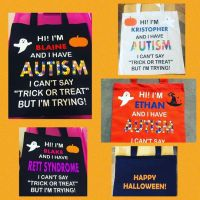 #ActuallyAutistic Your Thoughts On This? | Halloween for kids with autism: Teal pumpkins, special trick-or-treats