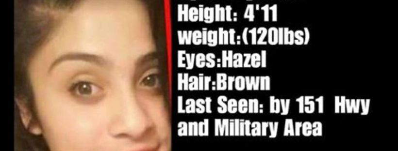 HELP US FIND: Family searching for missing autistic teen