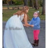 Autistic girl, who mistook bride for Cinderella, could meet every Disney princess