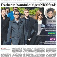 As Seen On Twitter | ... Cult teacher Tanya Curtis was using taxpayer funds to sell a DVD on autism which explains autistic kids can see spirits and past illnesses. via @squigglyrick