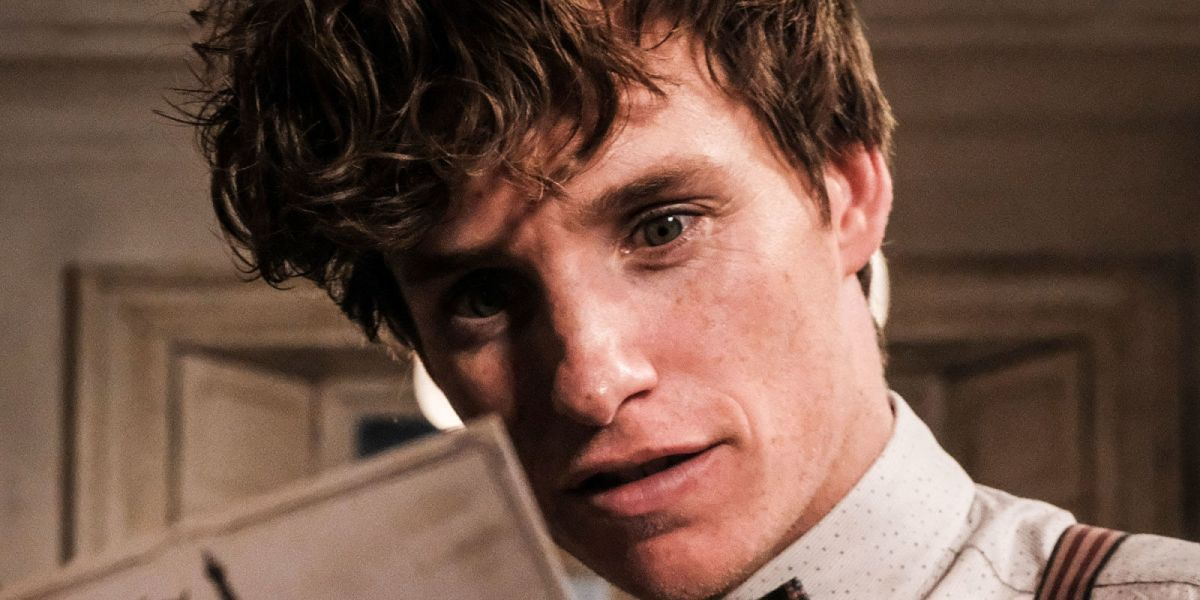 Eddie Redmayne thinks Newt Scamander is on the autism spectrum
