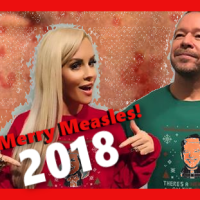 Merry #Measles! Oh Look Who Wants To Spread The Joy Of Preventable Diseases This Christmas & Raise $$$? Oh, you guessed it: #AntiVaxxer @JennyMcCarthy. | Eve Reiland