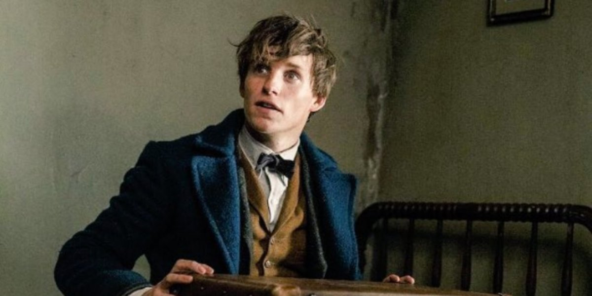 Eddie Redmayne Says Newt Scamander in 'Fantastic Beasts' Is Autistic | The Mighty