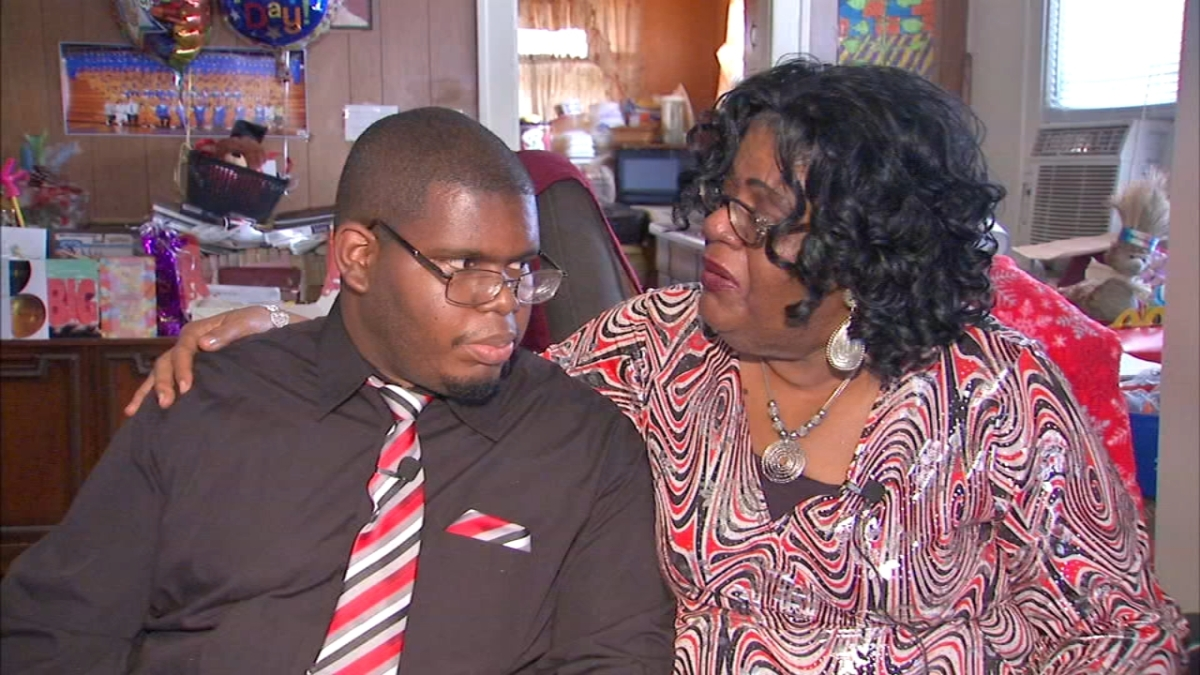 Chicago Proud: Autistic graduate defies odds with mom's unwavering support | abc7chicago.com