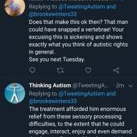 UK PROTEST  VIDEO | PROTESTING @TWEETINGAUTISM  | AUTISTIC INCLUSIVE MEETS