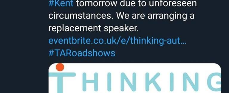 Company Peddling Unproven Autism >> Update Tweetingautism Cancels Quackery Event Aimed At Autistics