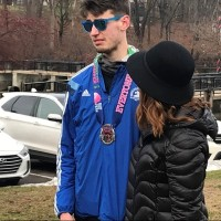 Runner with autism reaches goal to run 2,018 miles this year | wzzm13.com