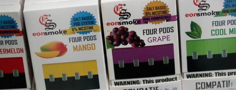 The Year Of The Vape: Teen E-Cigarette Use Spikes