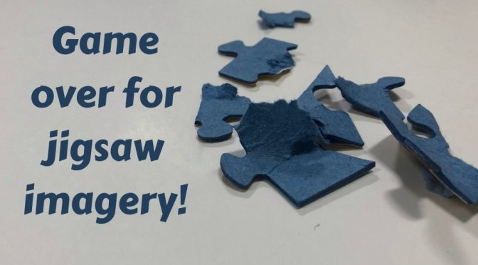 Divergent Dispatch | NORTH EAST AUTISM SOCIETY  (UK) IS SAYING 'GAME OVER' TO JIGSAW PUZZLE PIECES |