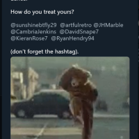 #TreatMyAutism hashtag on Twitter