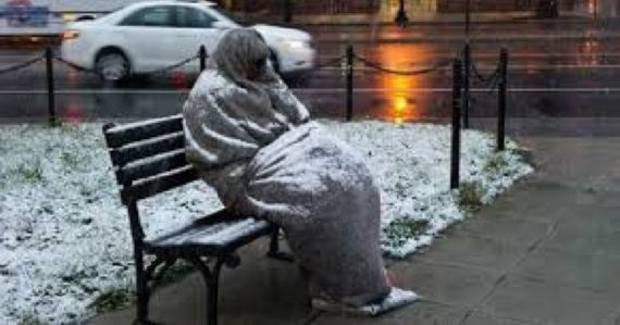 When Did It Become Acceptable For Americans With Mental Illnesses To Freeze To Death? – Pete Earley