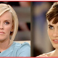 Jenny McCarthy Strikes Back At Amanda Peet On Child Vaccinations : Ecorazzi | Circa SEPTEMBER 30, 2008