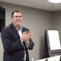 "OK Gov. Kevin Stitt: My Office Will Align ""With What God Is Doing in Oklahoma"" 