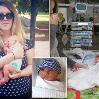 Catherine Hughes reveals the 'anti-vaxxer' trolls after her baby died Riley from whooping cough | Daily Mail Online
