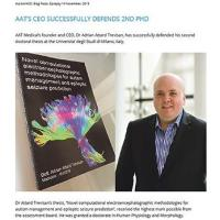 Autism headband inventor paraded fake PhD