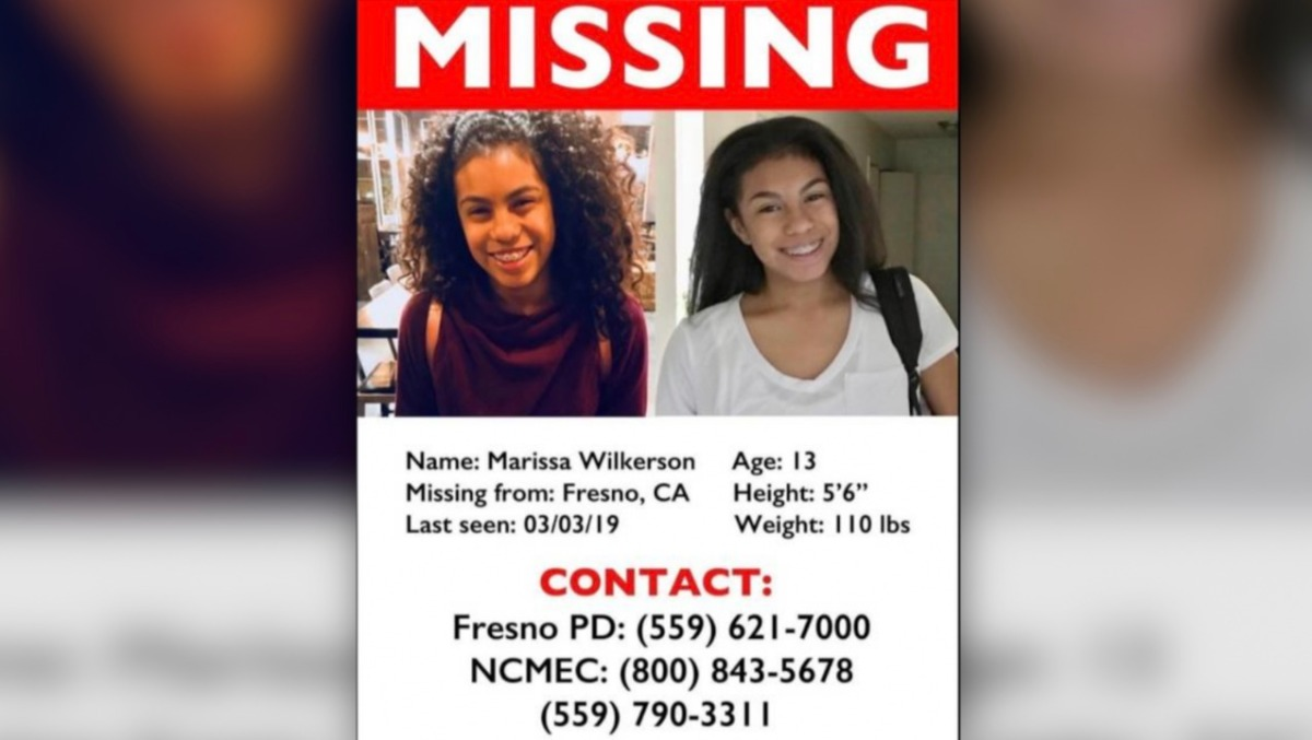 Marissa Wilkerson has been found, Fresno police say | The Fresno Bee