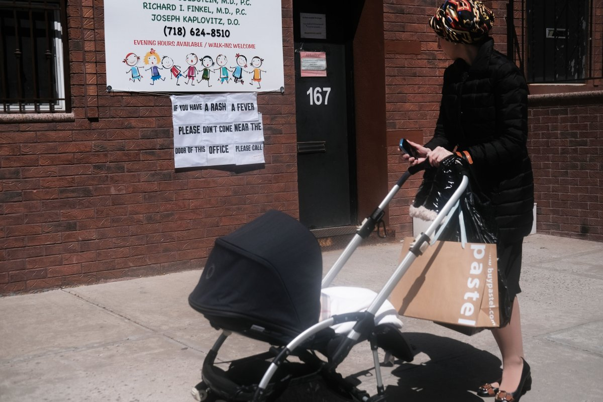 Measles Outbreak in Orthodox Jewish Community in NYC Could Worsen During Passover, City Officials Say | KTLA