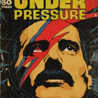 Freddie Mercury Reimagined as Comic Book Heroes | Open Culture