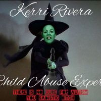 Meme | Kerri Rivera, Child Abuse Expert #EndMMSAbuse |  The Autistic Avenger Wall Of Shame - FB
