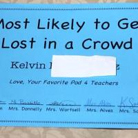 """Mother Outraged After Son with Autism Receives """"Most Likely to Get Lost"""" Award 