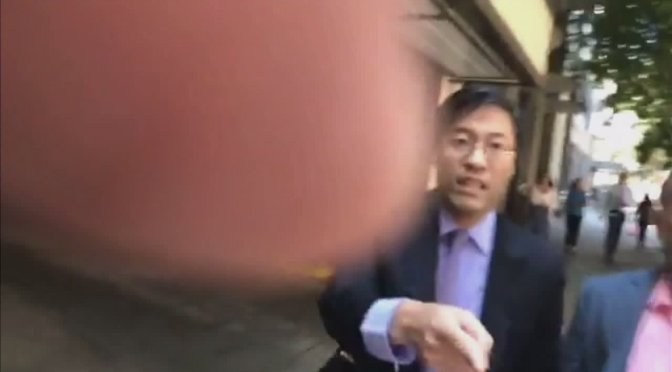 Anti-Vaccine Activist Shoves Sen. Richard Pan | FOX40