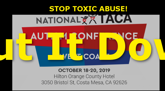 #BleachCult | Shut down the TACA West Coast Conference | Petition By Eve Reiland