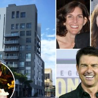 Tom Cruise moves his family into his luxury Scientology apartment block 'to stop them leaving cult like Katie Holmes' – The Sun